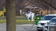 Body of child discovered in Mississauga