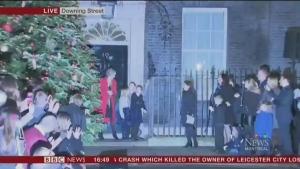 Trending: Christmas tree in the UK