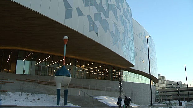 Conrad Whelan, one of the people credited with the creation of Uber, has donated $5M towards the Calgary Public Library.