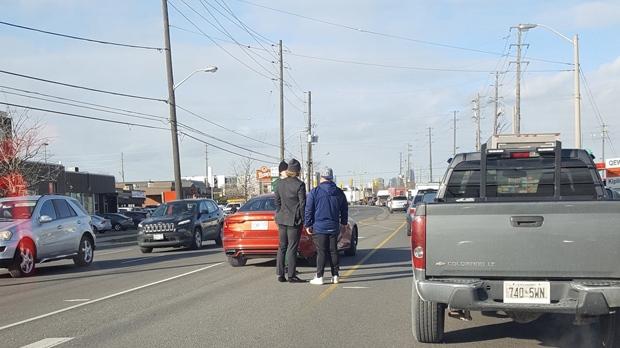 Nylander, Kapanen involved in minor car crash | CTV News Toronto