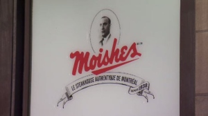 Moishes Steakhouse has been in business for 80 years.