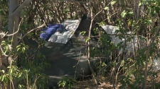 Homeless camps have become more commonplace in Lethbridge as the city, and the province, faces an opioid crisis