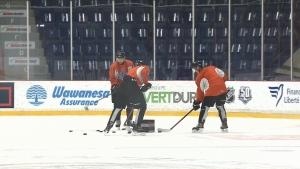 Junior hockey bragging rights