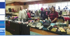 If you are hoping to check some locally made gifts off your list, Lively Arena has a craft show is on Saturday. Rebecca Nobrega reports.