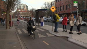 Victoria's Fall Bike to Work Week runs from October 21 to 27: (CTV Vancouver Island)