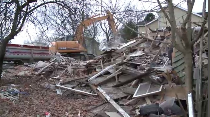 Many homes in the north end of Saint John will be torn down to pave way for new development, says a Saint John city councillor.