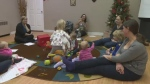 A breastfeeding support group in Yorkton supports rural mothers.