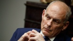 Kelly stepping down as Chief of Staff