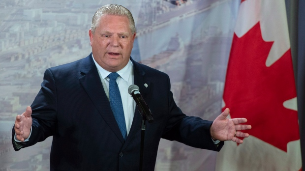 Doug Ford warns of recession with carbon tax, economists disagree