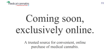 Shoppers Drug Mart medical cannabis webpage
