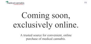 Shoppers Drug Mart medical cannabis webpage