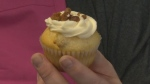 Halifax's King of Donair and Susie's Shortbreads have collaborated to create a donair cupcake to celebrate National Donair Day.