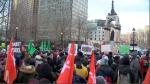 Climate march Dec 8