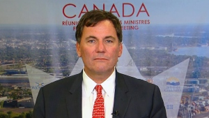 Minister of Intergovernmental and Northern Affairs and Internal Trade Dominic LeBlanc speaks with CTV's Question Period.
