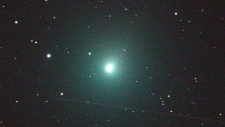 Comet 46P/Wirtanen will make its closest approach to Earth on Dec. 16. (NASA)