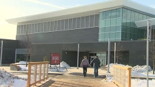 The newest YMCA location is set to open in the new year, but members of the public are now able to tour the giant facility.