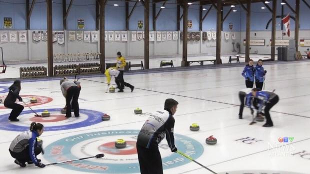 International curling event in Saint John benefits mental health