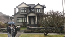Vancouver police are investigating a break-in at Meng Wanzhou's Dunbar home.