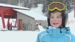 Early start to Ski season at Searchmont