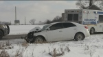 Head on Collision near Orillia