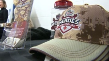 The eight annual Heroes Hockey Challenge has also been held in Vancouver, Toronto and twice in Edmonton.