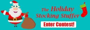 Holiday Stocking Stuffer Contest