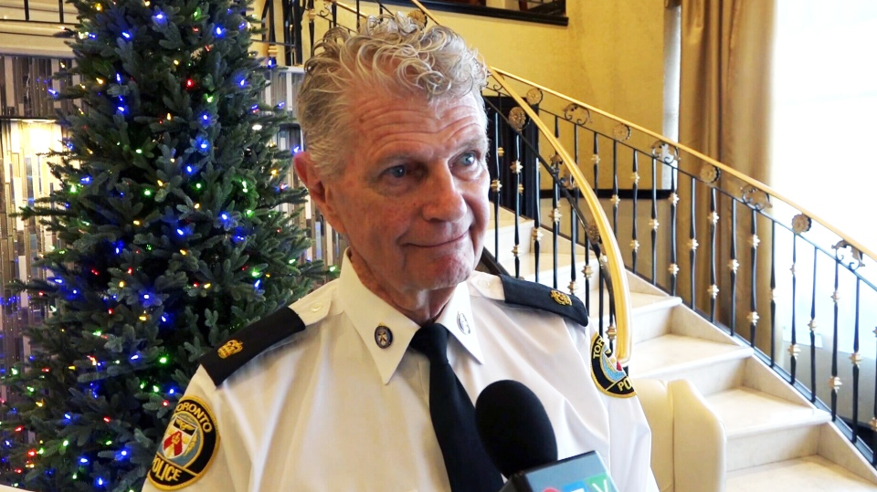 Ron Tarvener speaks with CTV Toronto in this file photo.
