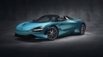 McLaren introduces the 720S Spider. (Courtesy of McLaren Automotive)