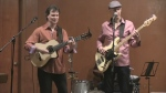 Sultans of String's music storms Aeolian Hall