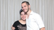 Canadian Amichai Ish-Ran and his wife Shira Ish-Ran are among those injured in a terrorist attack in the West Bank Sunday night.