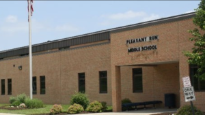 """A middle-school music teacher apologized Monday and backed off his instructions that students should not have """"Mohawks, Large Afros, or any other outlandish"""" hairstyles at an upcoming chorus concert. (Northwest Local School District/Pleasant Run Middle School)"""