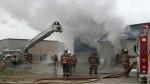 CTV Windsor: Kingsville industrial fire