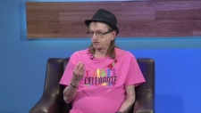 Amanda Debison chats with Eric Smith, a longtime advocate for the LGBTQ+ community and for people with HIV-AIDS.