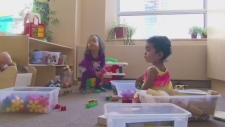 Northern reaction to in home daycare changes