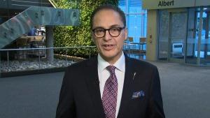 Alberta finance minister