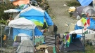 The legacy of B.C.'s largest tent city in Nanaimo