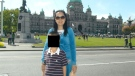 Defence lawyers for Huawei senior executive Meng Wanzhou submitted images of her visiting various sites in Vancouver to argue that she has ties to the Canadian city.