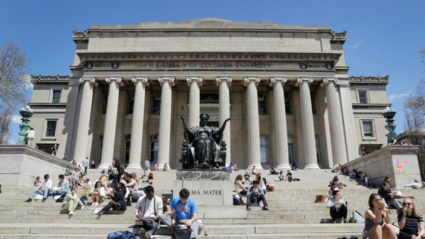 Columbia investigating sophomore who verbally accosted students