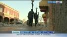 Osborne safety, hydro protest: CTV Morning Live