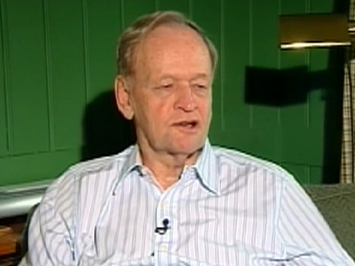 Former prime minister Jean Chretien speaks to CTV News about the honour.