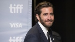 U.S. actor Jake Gyllenhaal, pictured here at the Toronto International Film Festival, September 2017. (Geoff Robins / AFP)
