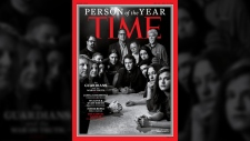 Time names journalists as Person of the Year