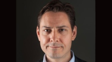 Michael Kovrig is shown in this undated handout photo. THE CANADIAN PRESS/HO - International Crisis Group