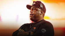 Former Calgary Stampeders defensive co-ordinator DeVone Claybrooks is replacing Wally Buono as head coach of the BC Lions. (www.BCLions.com)