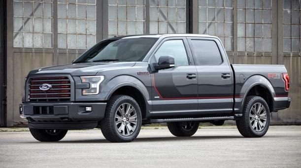 Ford F-series trucks
