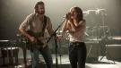 Bradley Cooper, left, and Lady Gaga in 'A Star is Born.' (Neal Preston / Warner Bros. via AP)