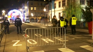 Several people have reportedly been injured in a shooting in the area of a Christmas market in Strasbourg, France.