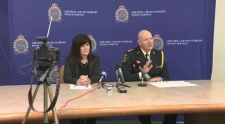 EXTENDED VIDEO: Greater Sudbury Police Service media conference announcing major development in the 1998 murder of Renee Sweeney.