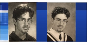 Police supplied photos of Steven Wright who would have been 18 at the time of Renee Sweeney's murder