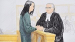 Bail granted to Meng Wanzhou